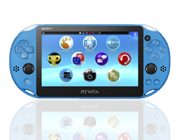PS Vita Slim: AQUA BLUE
