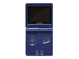 Game Boy Advance SP: DARK BLUE