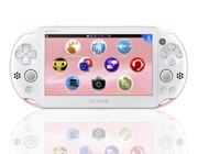PS Vita Slim: PINK/WHITE