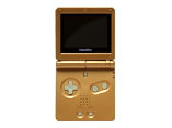 Game Boy Advance SP: YELLOW