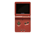 Game Boy Advance SP: RED