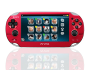 PS Vita: COSMIC RED