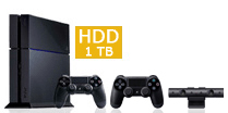 PlayStation 4: JET BLACK