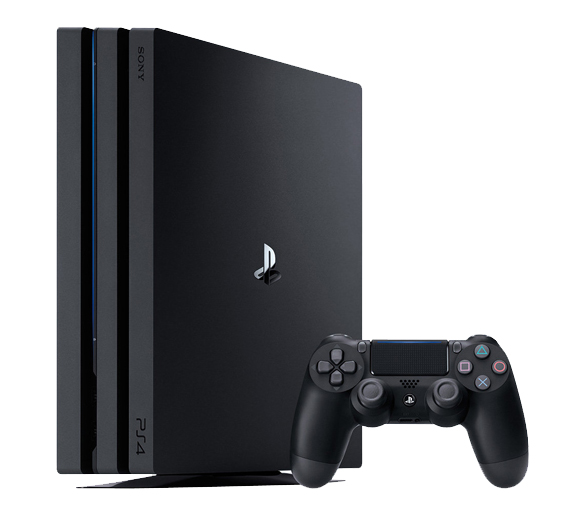 PlayStation 4 Pro: JET BLACK